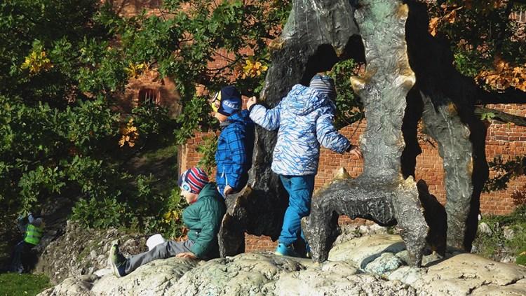 Krakau bezoeken met kinderen tips - Bezoek Krakau