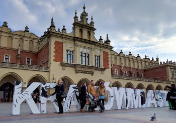 Krakau ook in 2017 weer 'stedentrip van het jaar'