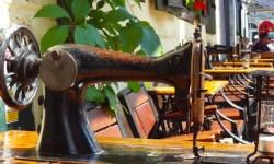 Singer cafe Kazimierz Krakow - Bezoek Krakau