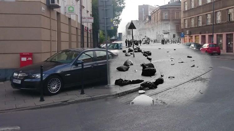 ghetto pictures krakow