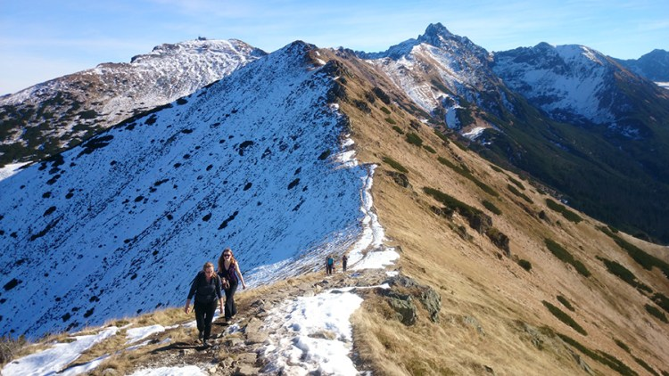 Tatra gebergte bij Zakopane - dagtrip Krakow