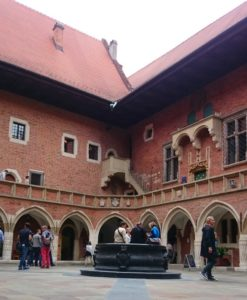 Collegium Maius - Krakow