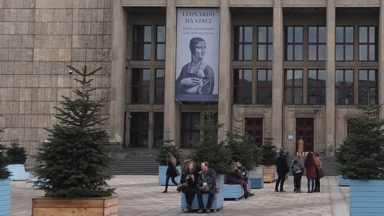 Da Vinci in Krakau