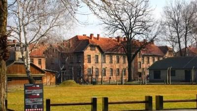 concentratiekamp auschwitz birkenau