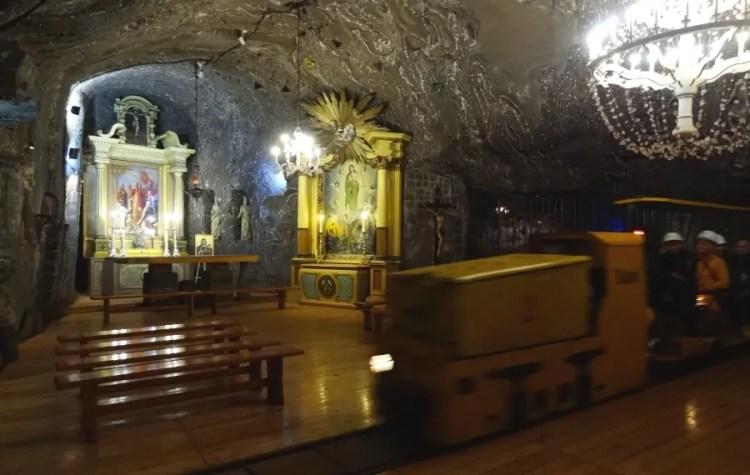 Zoutmijn bochnia - bezoek krakow
