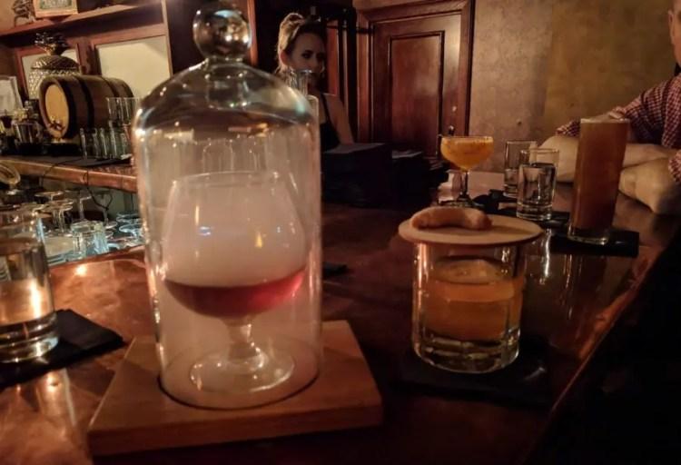 Mercy Brown Cocktail - Bezoek Krakw