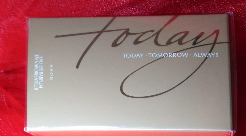 konkurs perfumy avon today tomorrow always