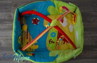 Canpol babies - mata Kolorowy Ocean - recenzja