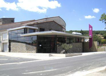 Caveau Fontès Hérault BF Architecture 1