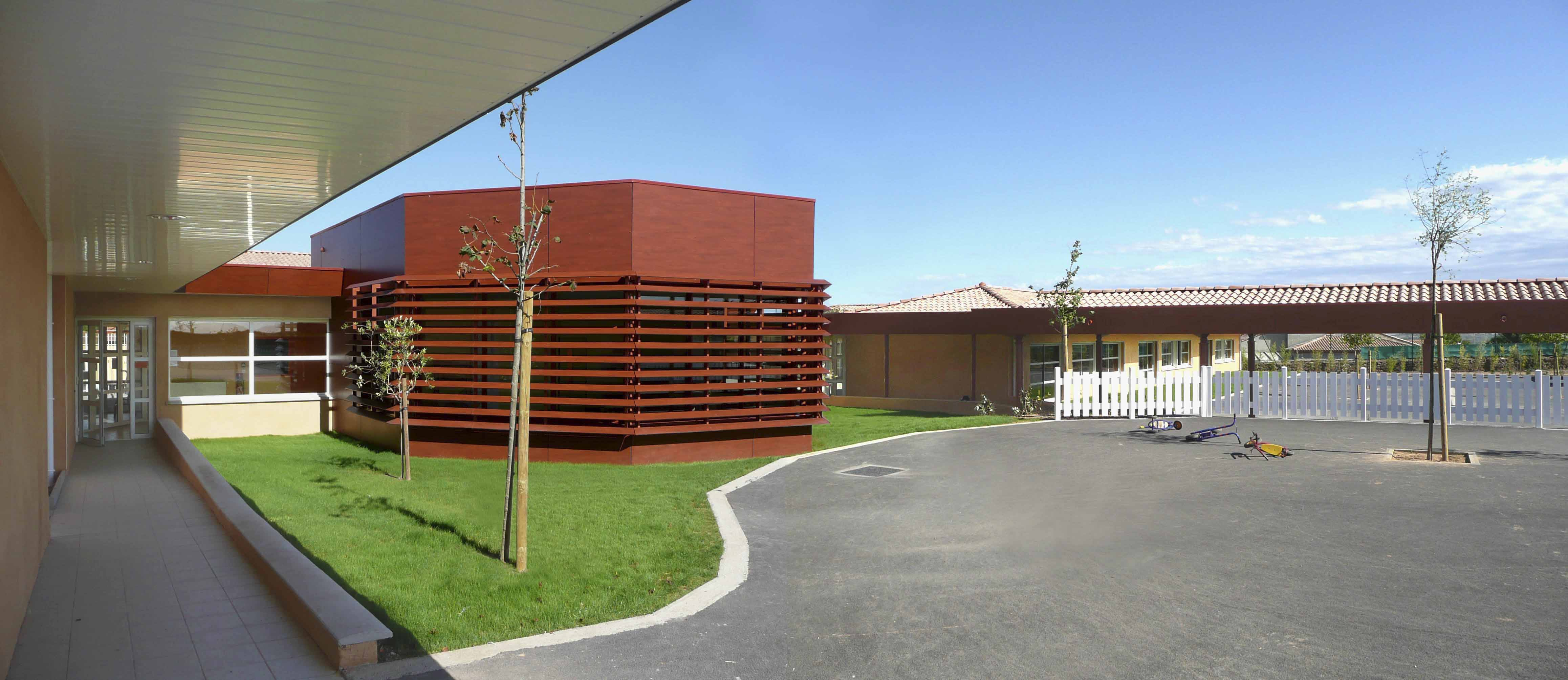 Groupe scolaire Hérault BF Architecture 1