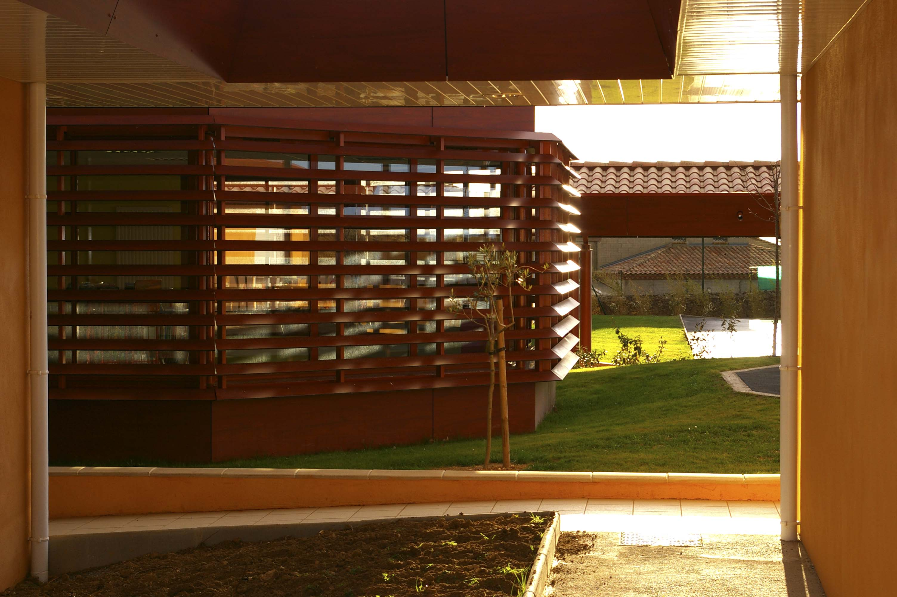 Groupe scolaire Hérault BF Architecture 3