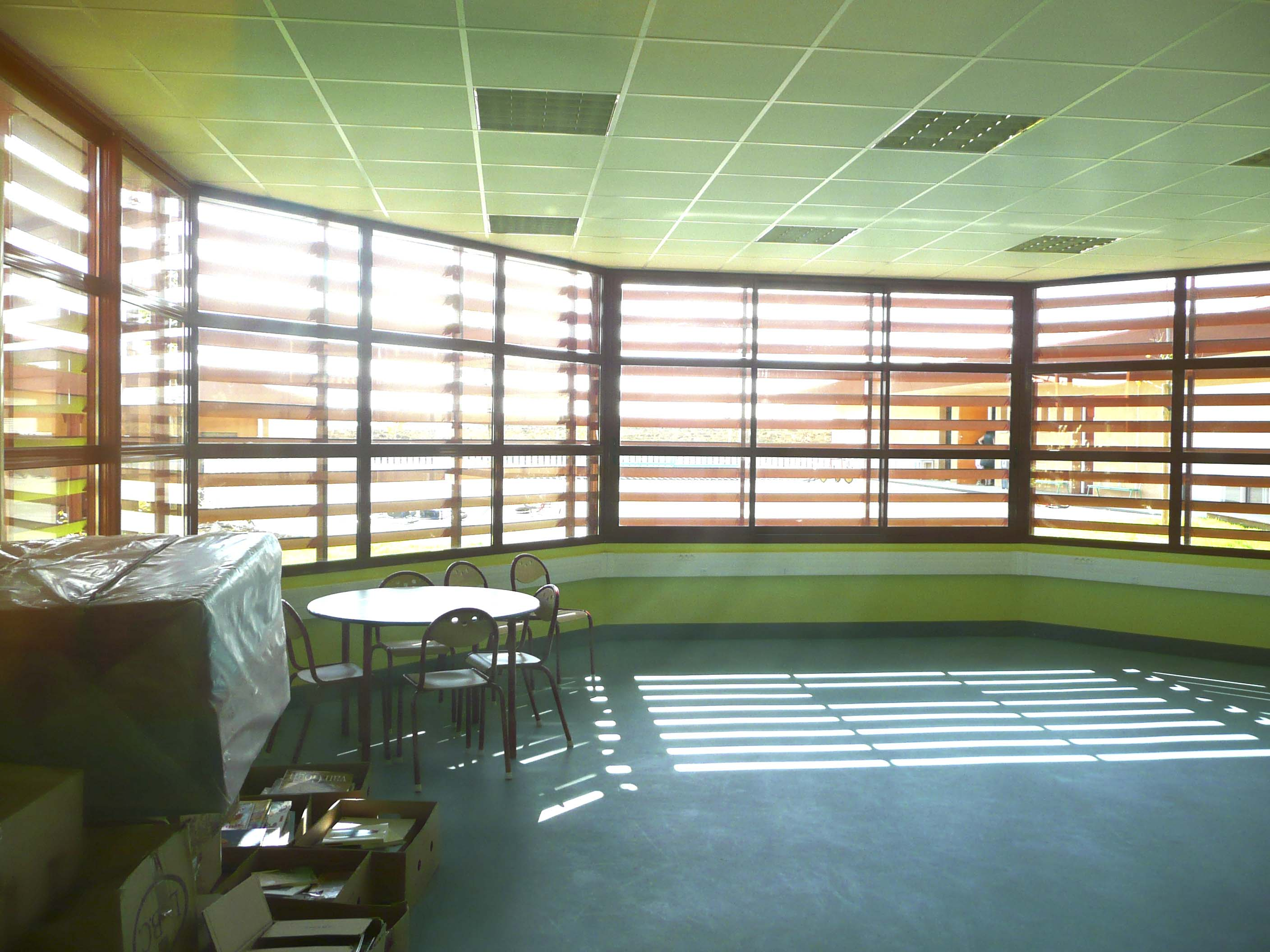 Groupe scolaire Hérault BF Architecture 8