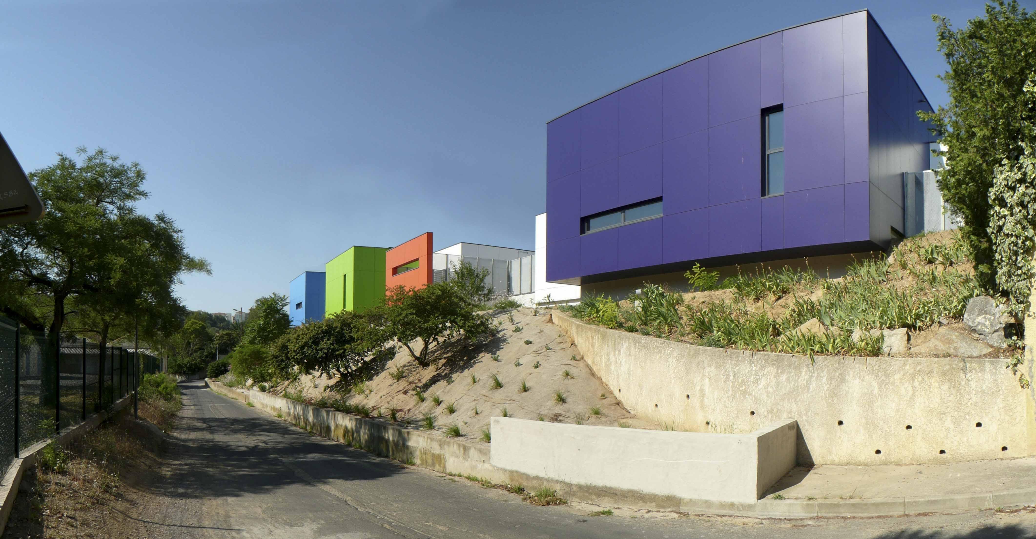 Maison de quartier Beziers BF Architecture 3