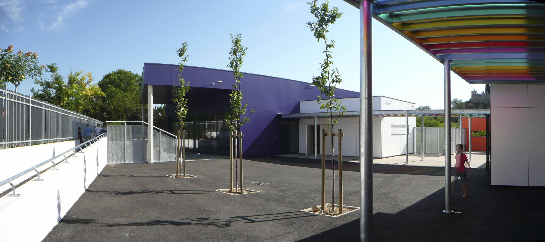 Maison de quartier Béziers BF Architecture 5