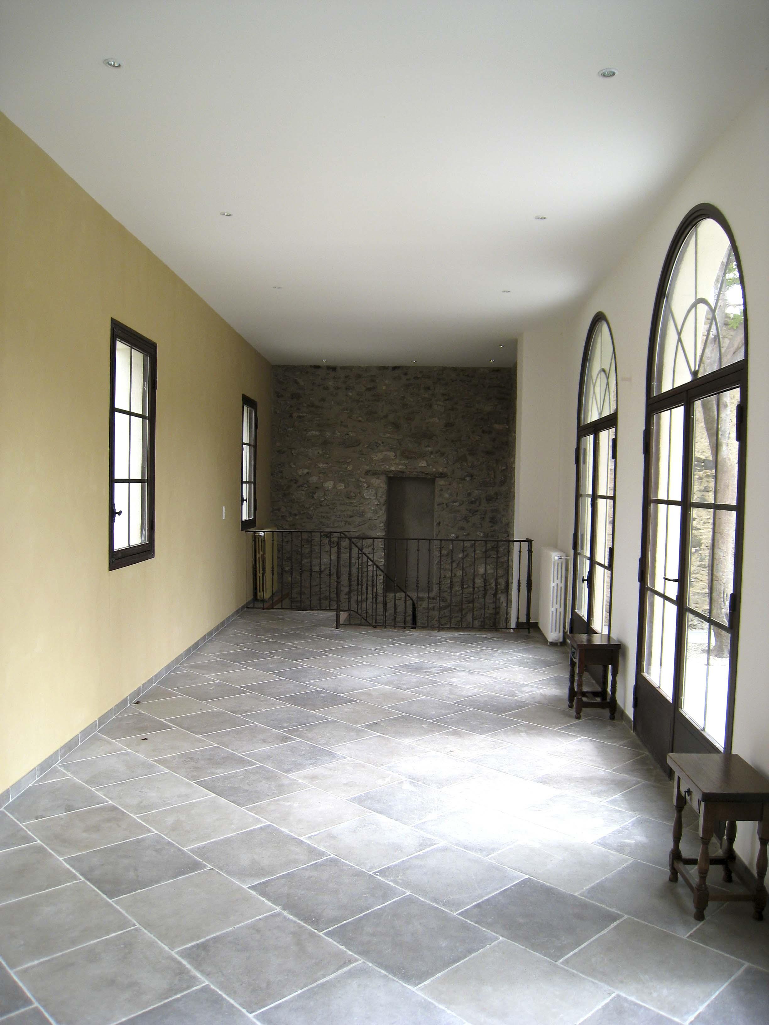 Domaine de Daurion Réhabilitation BF Architecture 7