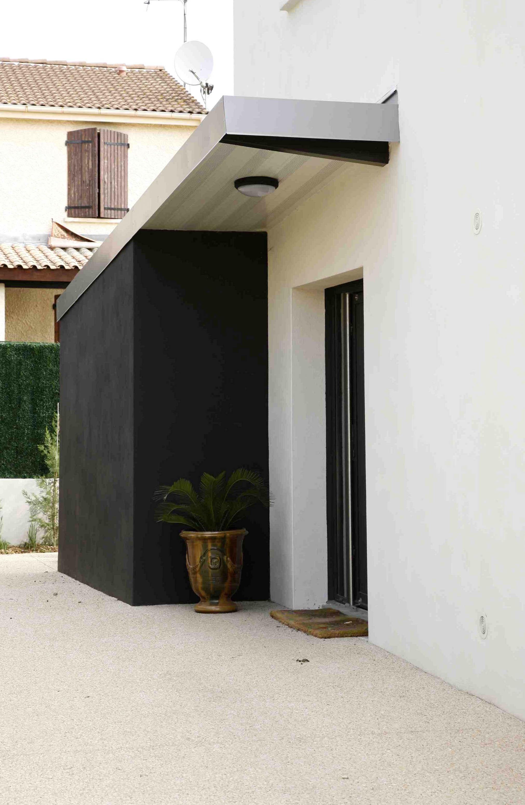 Maison individuelle réhabilitation Montpellier BF architecture 8