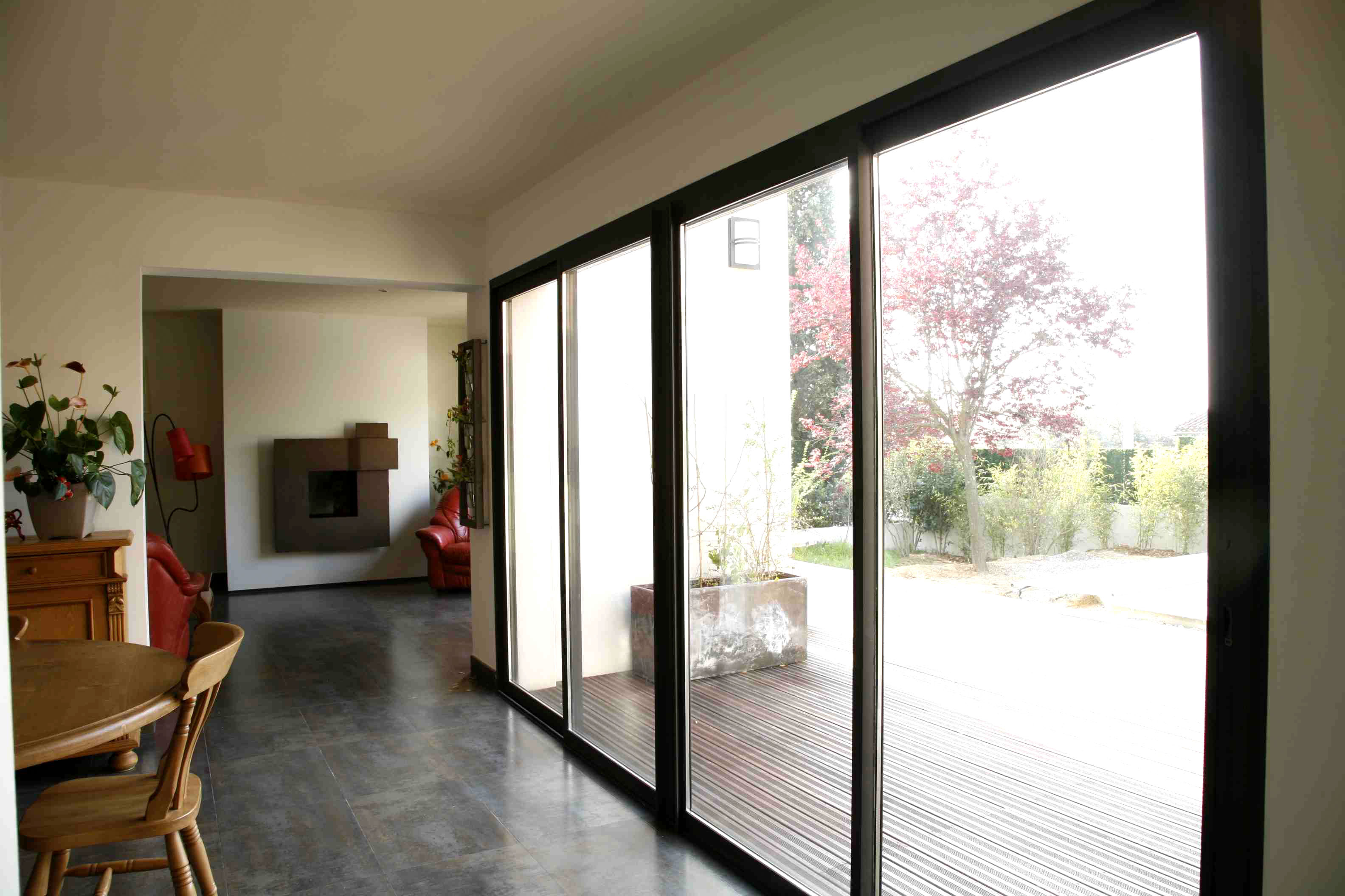Maison individuelle réhabilitation Montpellier BF architecture 9
