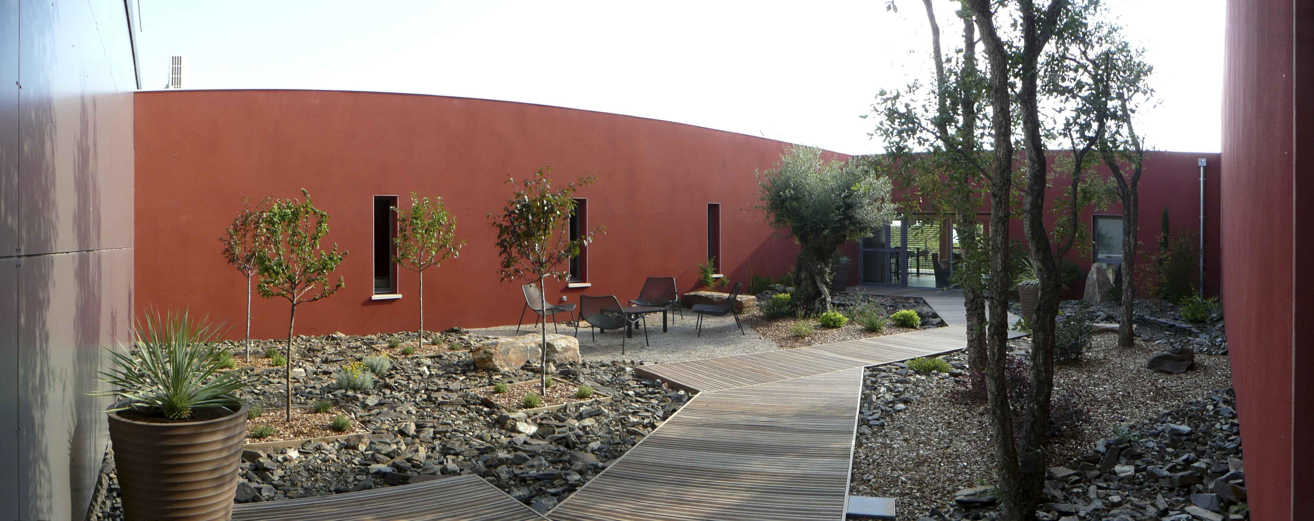 Mas Gabinele Hérault BF Architecture viticole 5