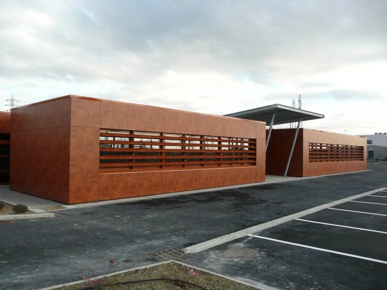 Pépinière INNOVOSUD BF Architecture 2