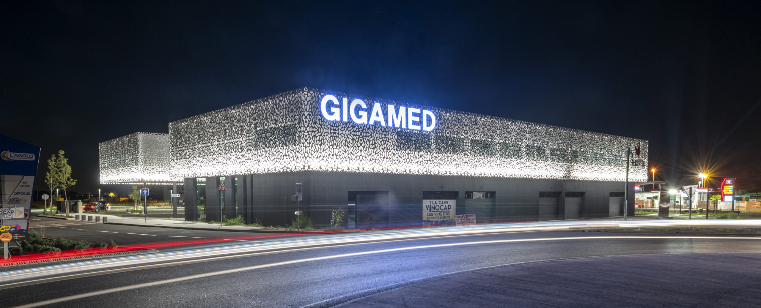 Architecture tertiaire - GIGAMED