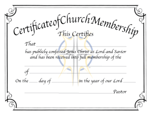 Delightful Faith Church Allentown Pa #3: Membership_certificate.png?fit=300%2C232