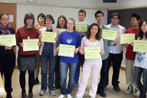 certificates group