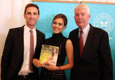 Founder Jessica Alba Receives Champion for Children Award