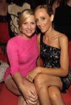 Pink Party 2011 - Kim Raver and Jessica