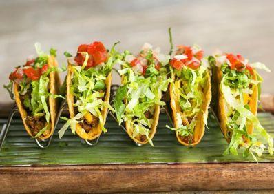 Tacos are so photogenic.