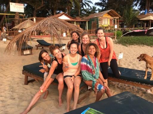 Yoga school in Goa, Kranti Yoga