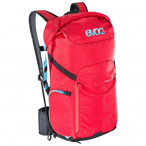 Evoc - Photop 16 - Camera backpack size One Size, red COSCOD Hand Grip Wrist Strap Band COSCOD Hand Grip Wrist Strap Band sol 502 2272 0111 pic1 1