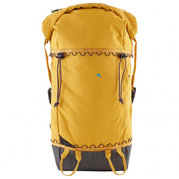 Klättermusen - Ratatosk 3.0 Backpack 30 - Kletterrucksack Gr 30 l schwarz/grau;orange