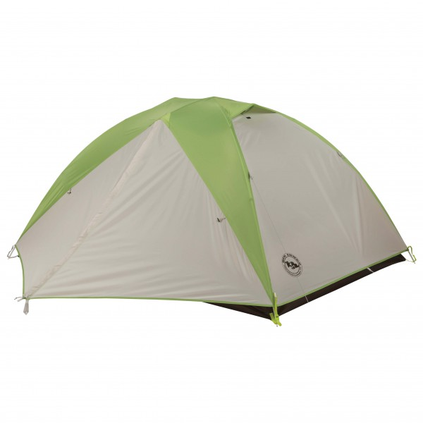 Big Agnes - Blacktail 3 Package - 3-Personenzelt Gr Tent and Footprint grau/grün