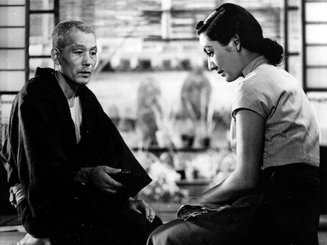 Image of the 1953 movie Tokyo Story