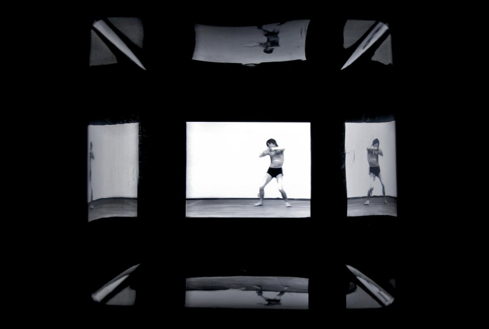 Mairead McClean's No More (2013), in the festival's Photoformance shorts programme