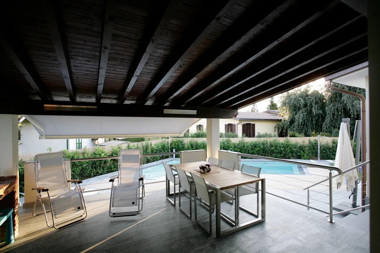 Giardino Di Una Casa progettazione giardini, piscine, spazi esterni   bf interni
