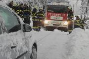 Einsätze für die Feuerwehren Arriach, Afritz am See, Feld am See und Winklern Einöde