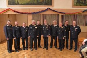 Jahreshauptversammlung der Stützpunkt 1 Feuerwehr Arnoldstein