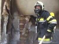 Vermutlicher Dachstuhlbrand mit starker Rauchentwicklung