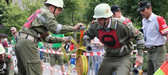 Doppelsieg für Feistritz/Drau und Puch beim Bezirksbewerb in Villach-Land