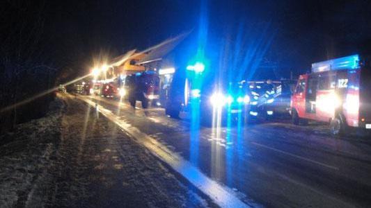Wohnhausbrand in Afritz am See