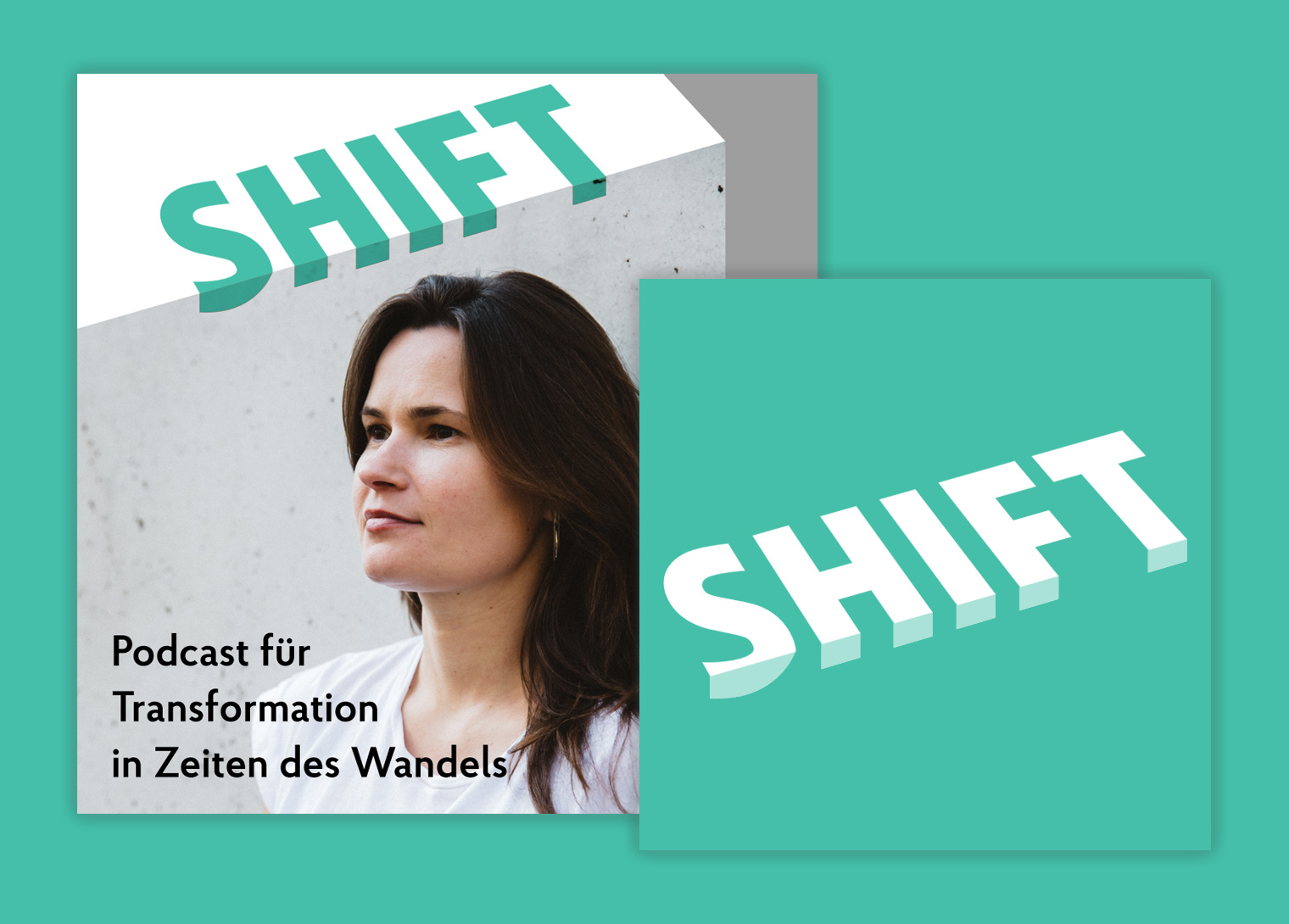 SHIFT – Podcastdesign