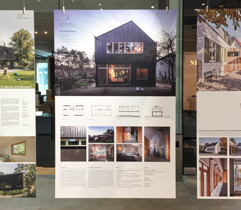 Architekturplakat 2021
