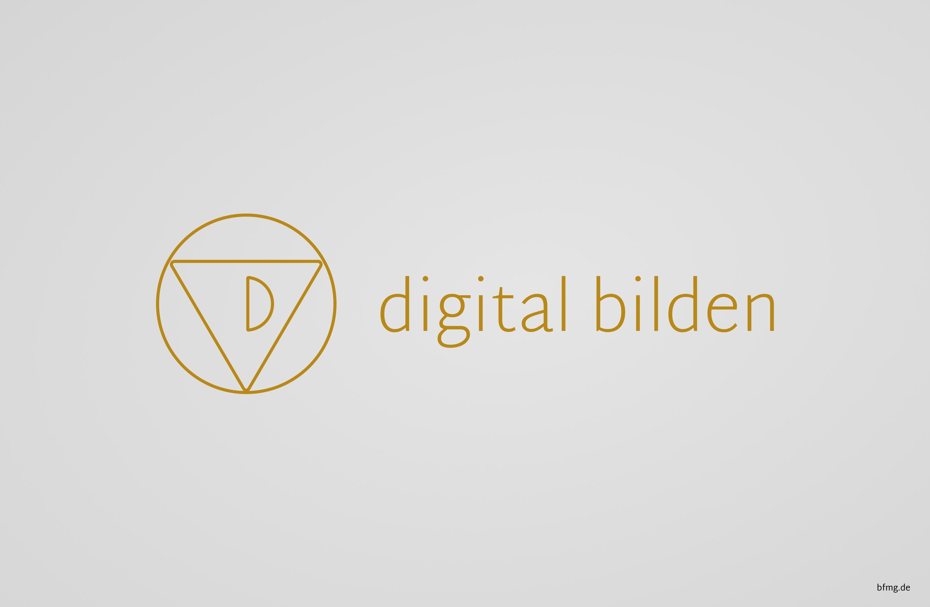 digital bilden