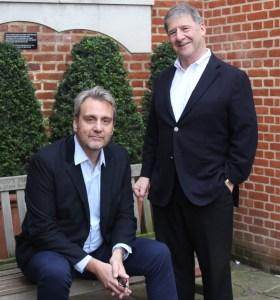 Directors f. l.: Adam Dunn and John Sacks