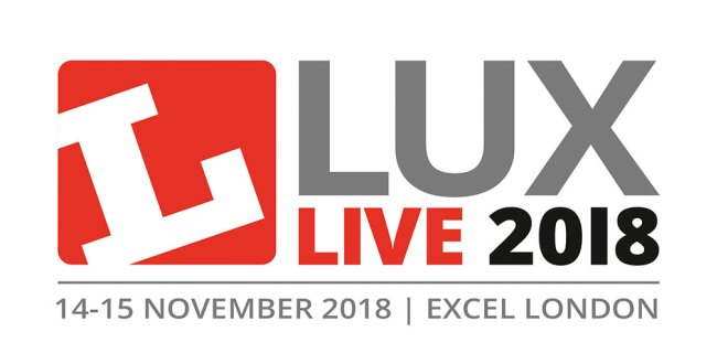 LuxLive 2018 @ ExCel, London | England | United Kingdom