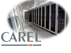 Photo of Carel at Data Centre World 2020