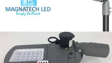 Photo of MagnatechLED launches new streetlight head with programmable dimming motion sensor