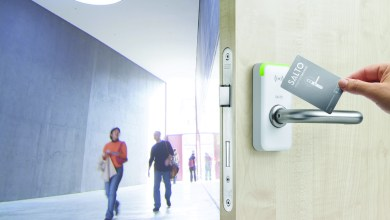 Photo of Does your access control system protect users by reducing bacterial contamination? SALTO does.