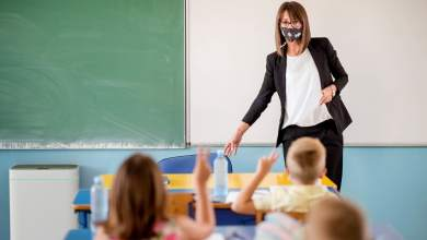 Photo of Air purifiers for schools: study results pave the way for long-term Corona strategy